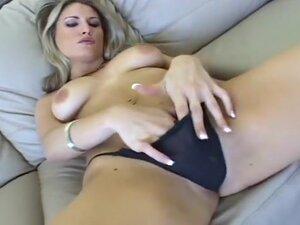 Blonde MILF Pleasures Herself For You