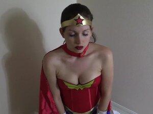 Lelu Love-WONDERful Woman Superheroine Sybian Ride