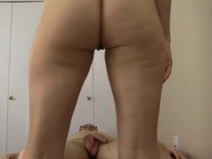 Reverse Cowgirl Riding Creampie Drip, I set up the