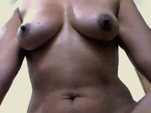Mature Woman Showing Off Her Tits