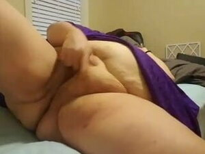 My nasty granny was horny and sent me this !!!