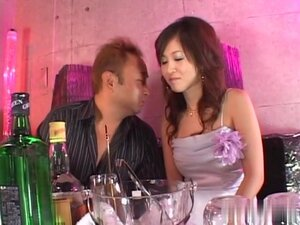 Horny Japanese whore Moe Ousawa in Best JAV