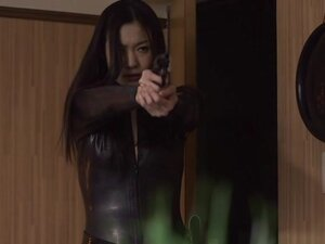 Ryu is a hot Asian milf in hardcore group action,
