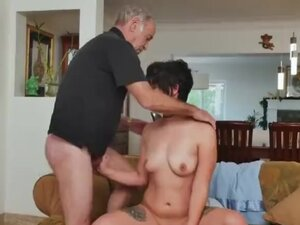 Old grandpa cum shot first time More 200 years of