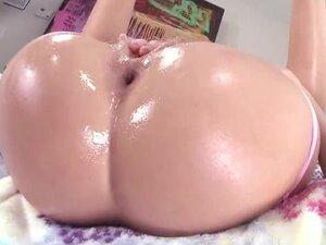 Petite blonde takes some deep anal