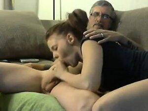 The Wang of young Slut Oldman