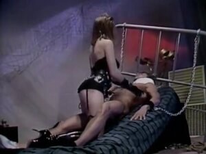 CHRISTY CANYON AS MISTRESS, PETER NORTH IS THE