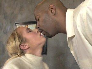 Horny pornstar Nikki Blue in amazing blonde, anal