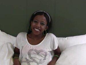 Ebony Schoolgirl, Yummy petite ebony chick Nevaeh