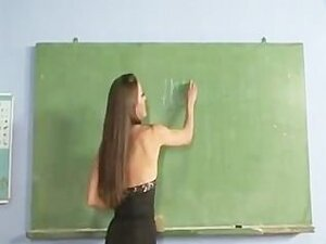 European Classroom Orgy
