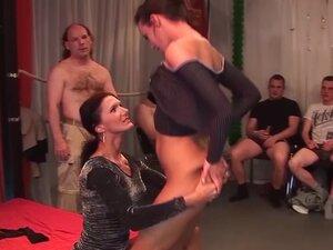 wild german fuck party orgy, extreme wild german