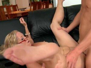 Annabelle Brady & Michael Vegas in My Friends Hot