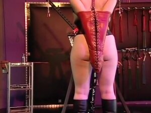 Mistress Mika Tan Loves To Inflict Pain,