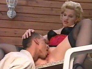 Serbian porn blonde