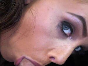 Beautiful Amateur Swallows Cum, Wow! Whitney