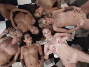 Stripper School Orgy