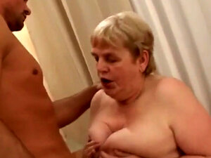 banging a fat old hairy granny