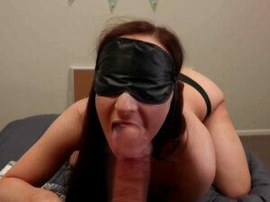 Brunette Jessie Lynn Tricked By College Boyfriend
