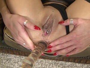 Hottest pornstar in amazing anal, dildos/toys