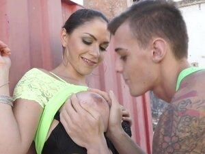 Hottest pornstars Marta La Croft, Chris Diamond in