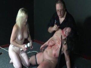 Lesbian slaves bizarre insertions and hardcore