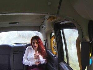 Redhead Milf Diverse Stacey hardcore backseat sex