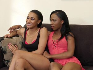 WANKZ- Hot Lesbians Know How to Please