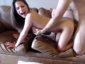 Teen Is Getting Fucked Doggy Style,