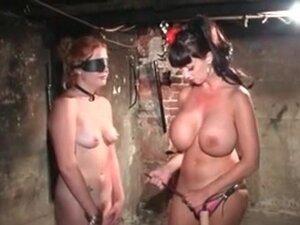 My Sexy Piercings Lesbian BDSM action pierced