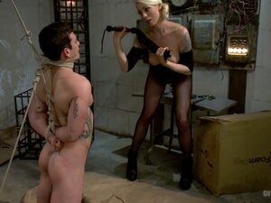 Lorelei Lee & Reed Jameson in Divine Dungeon: A