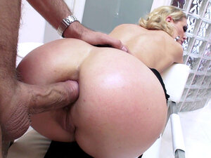 Cherie DeVille gets her ass hole filled with his