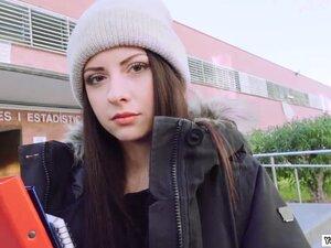 Rebecca fucked by stranger for money