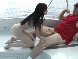 Blowjob on a Sailboat