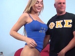 Blair Williams & Adriana Chechik & Porno Dan in