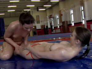 Sarah Fucked with a Strapon