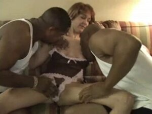 Sexy Redhead Wife Loves That Big Black Cock #2