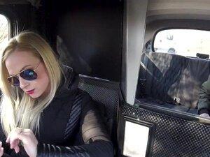 Female Fake Taxi Shy cheating boyfriend fucks
