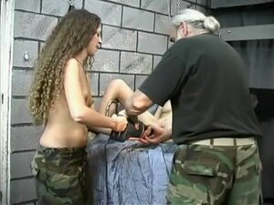Amazing pornstar in horny dildos/toys, brunette