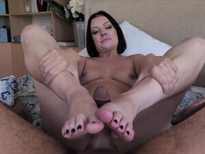 POV style taboo quickie fuck with my hot