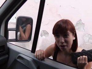 Hottie sweet Hungarian teen Tina rides a big cock