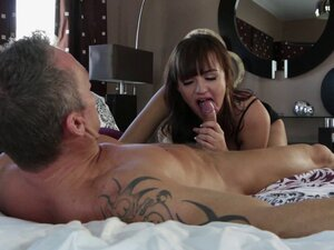 Charlotte's mature lover will give her a proper