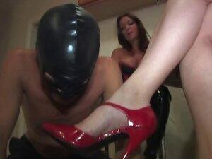 Mistress Rachael Steele and Sabrina Fox dominate
