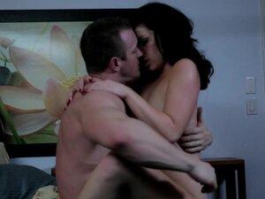 Belle Noir in a romantic sex scene, wicked,