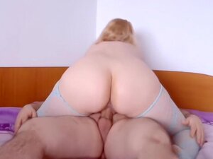 Passionate Sensual Sex Has Led Her To Orgasm, She