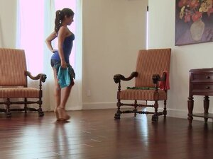 Dirty Masseur: My Neck, My Back, Jynx Maze's tight