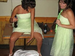 Real Excited Ex Brides!, Real dilettante brides