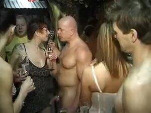 Dilettant mature sex party