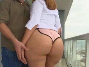 big ass Latina anal fucking