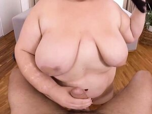 extreme rough pov with extreme fat stepsister