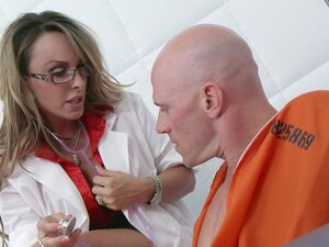 Sweet Holly Halston And Johnny Sins Have Sex In